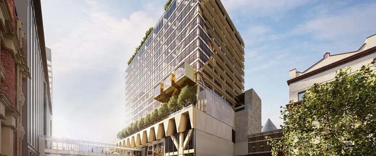Offices commercial property for lease at 300 Lonsdale Street Melbourne VIC 3000
