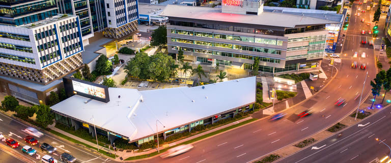 Showrooms / Bulky Goods commercial property for lease at 1 Breakfast Creek Road Newstead QLD 4006