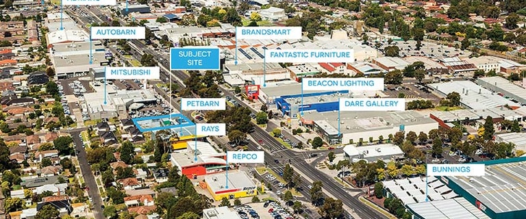 Medical / Consulting commercial property for lease at 295 Whitehorse Road Nunawading VIC 3131