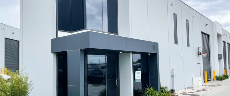 Factory, Warehouse & Industrial commercial property for sale at 18 Stelvio Close Lynbrook VIC 3975