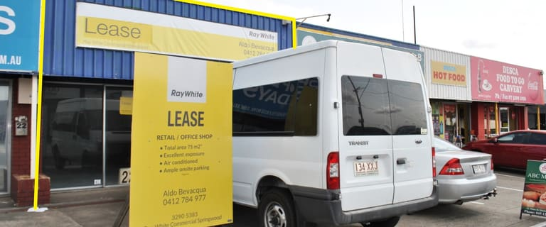 Retail commercial property for lease at Shop 3/22 Moss Street Slacks Creek QLD 4127