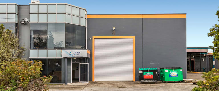 Factory, Warehouse & Industrial commercial property for lease at 4 Jacks Road Oakleigh South VIC 3167