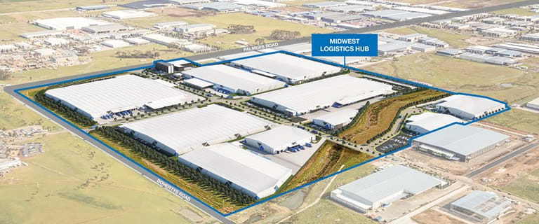 Factory, Warehouse & Industrial commercial property for lease at 500 Dohertys Road Truganina VIC 3029