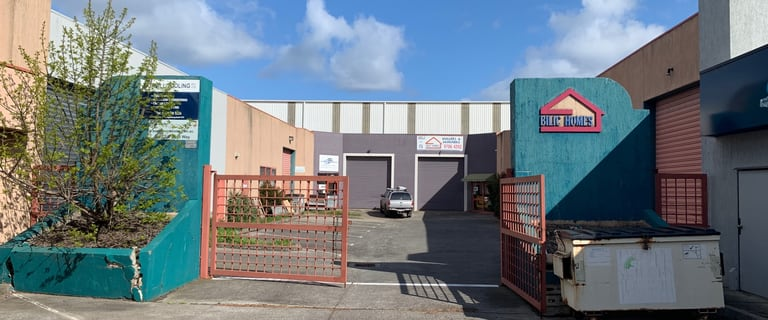 Factory, Warehouse & Industrial commercial property for lease at 2/6 Swift Way Dandenong VIC 3175