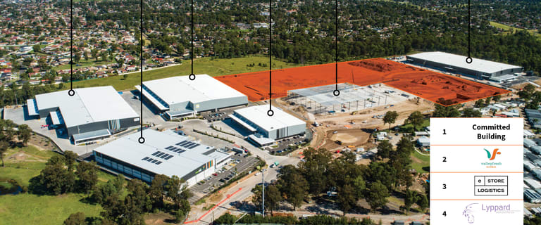 Showrooms / Bulky Goods commercial property for lease at 23 Hollinsworth Road Marsden Park NSW 2765