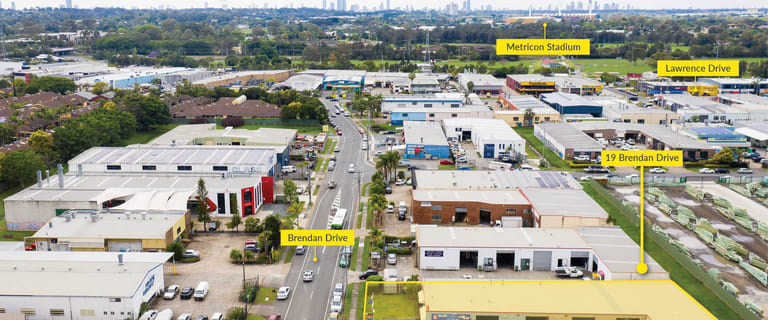 Industrial / Warehouse commercial property for lease at Brendan Drive Nerang QLD 4211