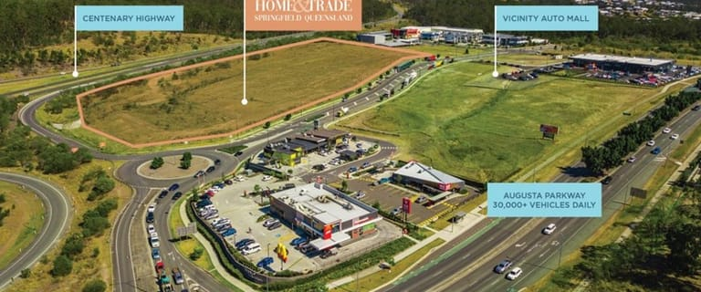 Shop & Retail commercial property for lease at 7001 Gateway Drive Springfield QLD 4300