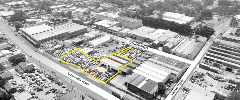 Factory, Warehouse & Industrial commercial property for lease at 157 Parramatta Road Five Dock NSW 2046