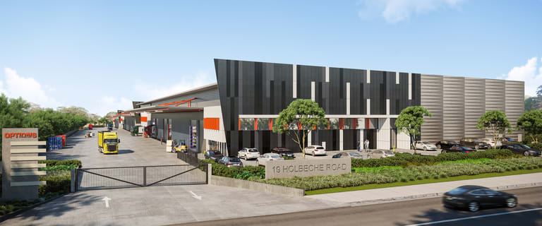 Industrial / Warehouse commercial property for lease at 'Options at Arndell Park'/19 Holbeche Road Arndell Park NSW 2148