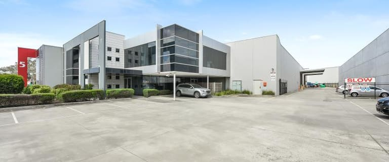 Industrial / Warehouse commercial property for lease at 7 Ordish Road Dandenong South VIC 3175