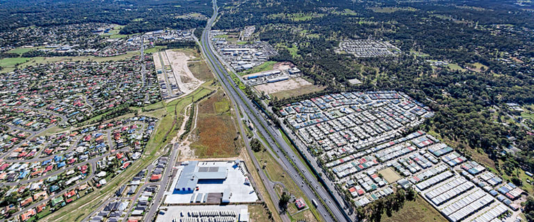 Industrial / Warehouse commercial property for lease at Lot 209 Motorway Business Park Burpengary QLD 4505