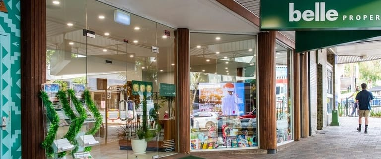 Retail commercial property for lease at 1 Young Street Neutral Bay NSW 2089
