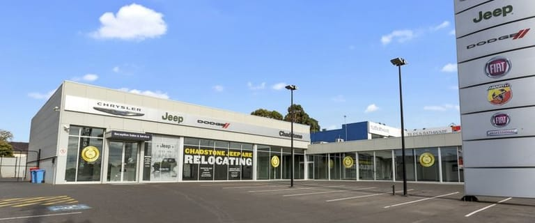 Showrooms / Bulky Goods commercial property for lease at 1394-1396 Dandenong Road Oakleigh VIC 3166