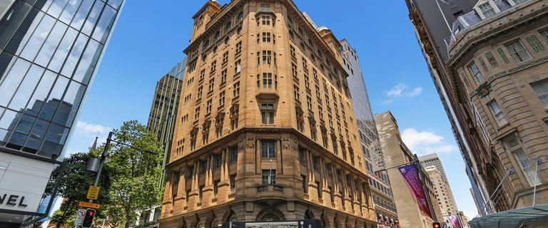 Offices commercial property for lease at 709-712/155 King Sydney NSW 2000
