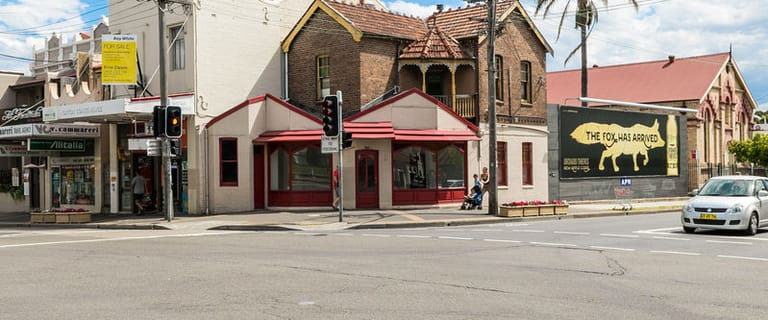Showrooms / Bulky Goods commercial property for lease at 124 Norton Street Leichhardt NSW 2040