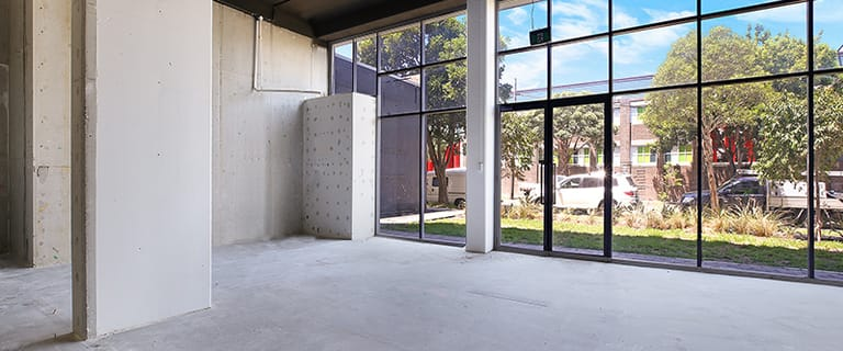 Showrooms / Bulky Goods commercial property for lease at Shop 4/33 Euston Road Alexandria NSW 2015