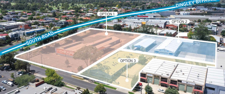 Factory, Warehouse & Industrial commercial property for lease at 648 South Road Moorabbin VIC 3189