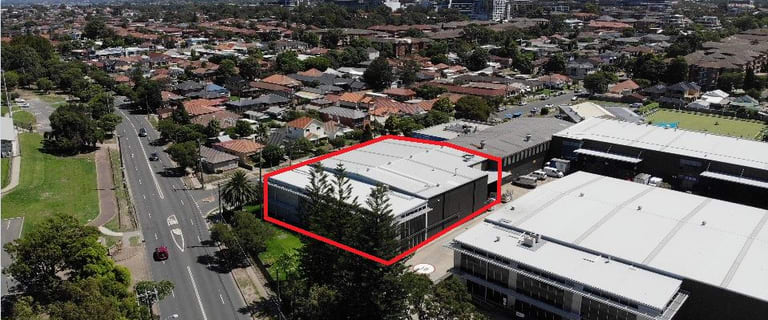Factory, Warehouse & Industrial commercial property for lease at 1, 2 & 7/415-443 West Botany Street Rockdale NSW 2216