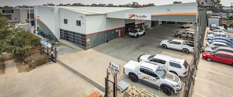 Factory, Warehouse & Industrial commercial property for lease at 64 Dacre Street Mitchell ACT 2911