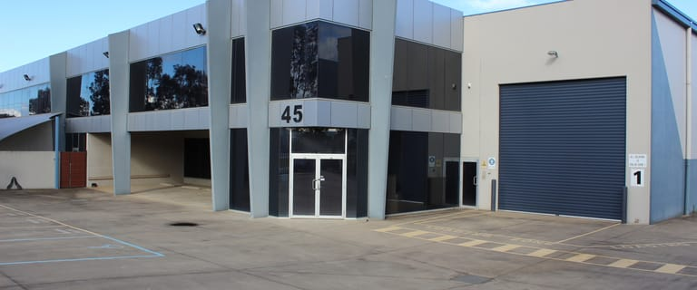 Showrooms / Bulky Goods commercial property for lease at 45-47 William Angliss Drive Laverton North VIC 3026