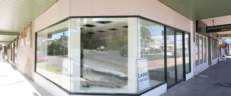 Medical / Consulting commercial property for lease at 287a Parramatta Road Leichhardt NSW 2040