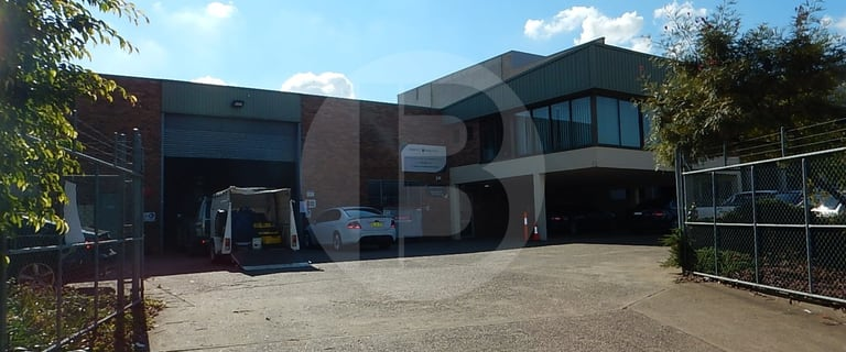 Factory, Warehouse & Industrial commercial property for lease at 9 ANVIL ROAD Seven Hills NSW 2147
