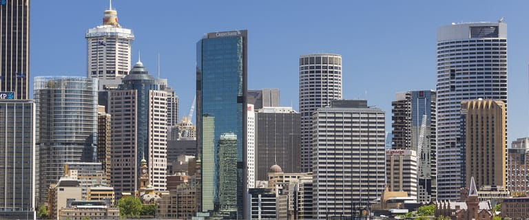 Offices commercial property for lease at The Gateway Building 1 Macquarie Place Sydney NSW 2000