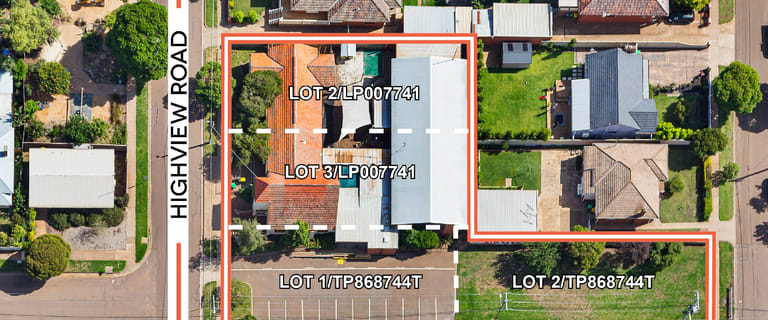 Development / Land commercial property for sale at 11 Highview Road Preston VIC 3072