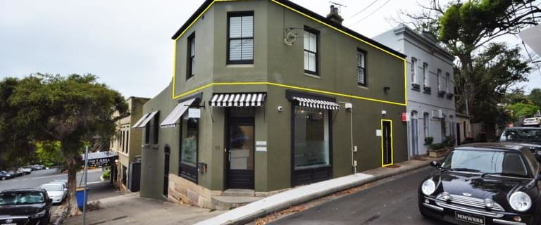 Offices commercial property for lease at Level 1/85 Elizabeth St Paddington NSW 2021