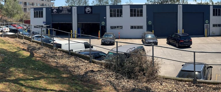 Factory, Warehouse & Industrial commercial property for lease at 2A Victoria Avenue Castle Hill NSW 2154
