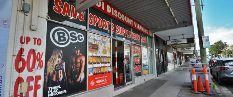 Shop & Retail commercial property for lease at Ground/74 Bronte Road Bondi Junction NSW 2022