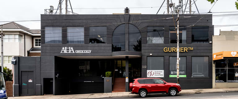 Offices commercial property for lease at 322 Glenferrie Road Malvern VIC 3144