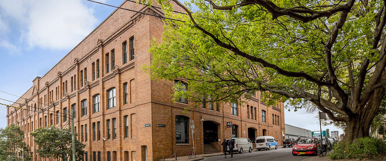 Offices commercial property for lease at 45 Jones Street Ultimo NSW 2007