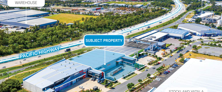 Factory, Warehouse & Industrial commercial property for lease at 25 Dixon Street Yatala QLD 4207
