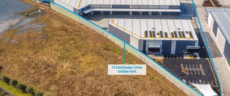 Factory, Warehouse & Industrial commercial property for lease at 13 Distribution Drive Erskine Park NSW 2759