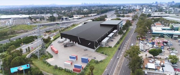 Factory, Warehouse & Industrial commercial property for lease at 201 Parramatta Road Homebush NSW 2140