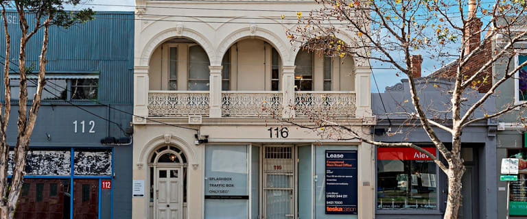 Offices commercial property for lease at 116 St Kilda Road St Kilda VIC 3182