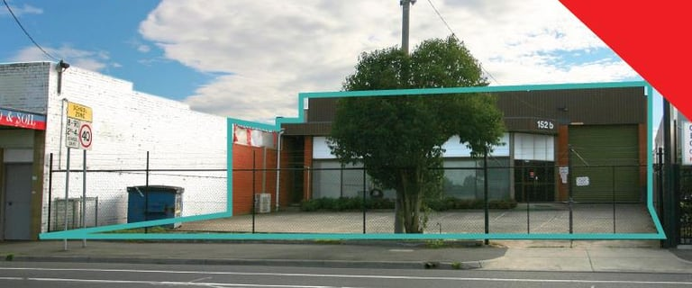 Showrooms / Bulky Goods commercial property for lease at 152b Gaffney Street Coburg North VIC 3058