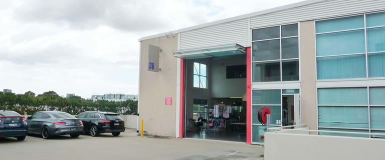 Factory, Warehouse & Industrial commercial property for lease at 36/110 Bourke Road Alexandria NSW 2015