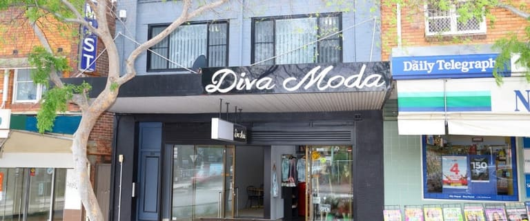 Shop & Retail commercial property for lease at Shop 1/82-84 Railway Crescent Jannali NSW 2226