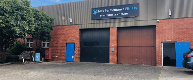 Factory, Warehouse & Industrial commercial property for lease at 5 & 6/14 Railway Crescent Croydon VIC 3136