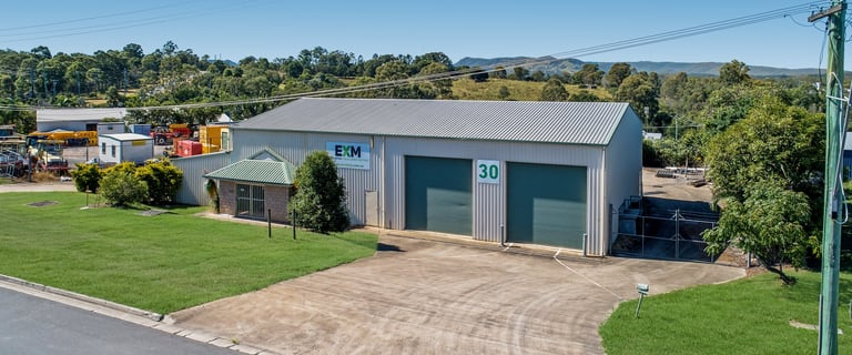 Factory, Warehouse & Industrial commercial property for lease at 30 Hall Road Glanmire QLD 4570