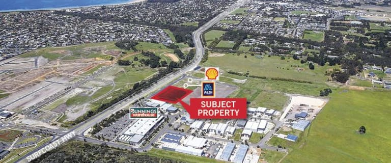 Shop & Retail commercial property for sale at SHRM 1,2,3/10-12 Winki Way Torquay VIC 3228