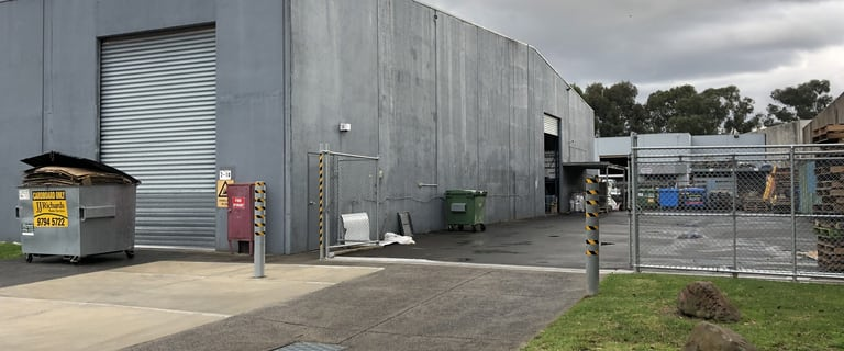 Factory, Warehouse & Industrial commercial property for lease at 2/10 Turbo Drive Bayswater VIC 3153