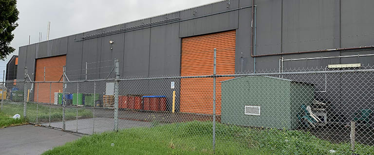 Factory, Warehouse & Industrial commercial property leased at 14 Swift Way Dandenong VIC 3175
