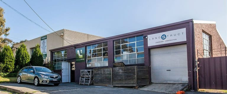 Factory, Warehouse & Industrial commercial property for lease at 11 Millicent Street Burwood VIC 3125