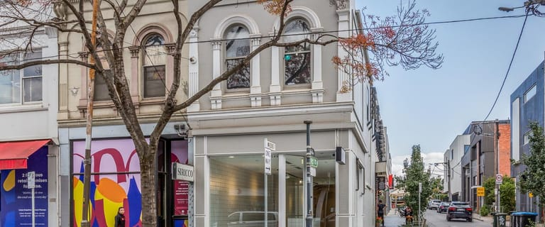 Shop & Retail commercial property for lease at 549 Chapel Street South Yarra VIC 3141