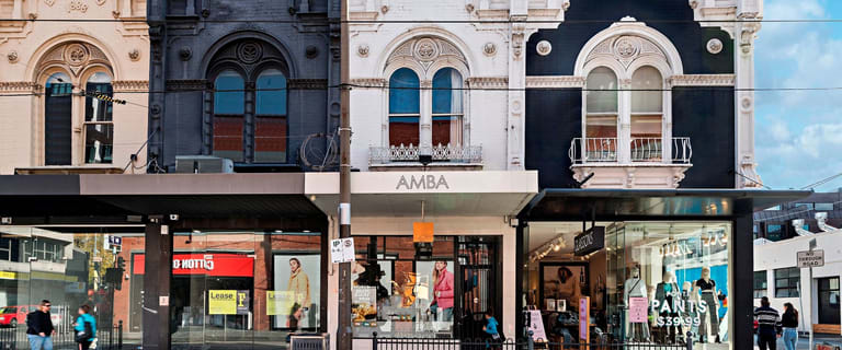 Shop & Retail commercial property for lease at 497 Chapel Street South Yarra VIC 3141