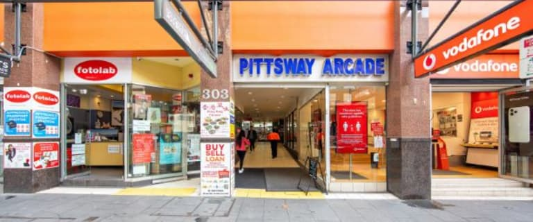 Showrooms / Bulky Goods commercial property for lease at Level 4/303 Pitt Street Sydney NSW 2000