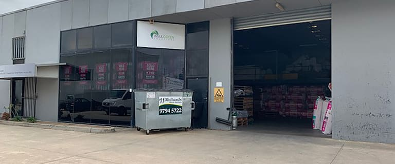 Factory, Warehouse & Industrial commercial property for lease at 9/9 Vesper Drive Narre Warren VIC 3805